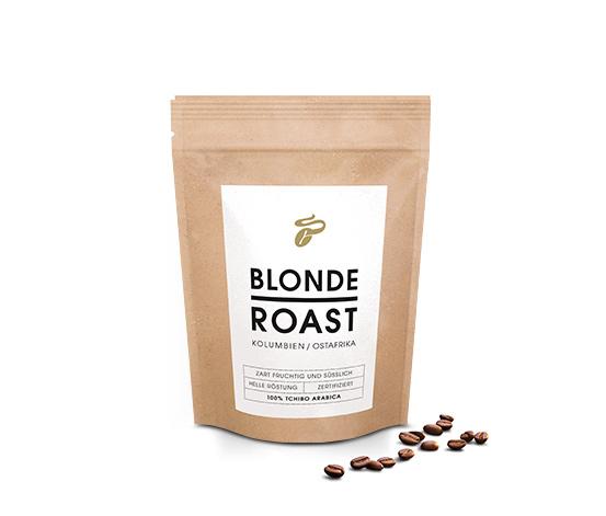 Blonde Roast, ganze Bohne, 250g