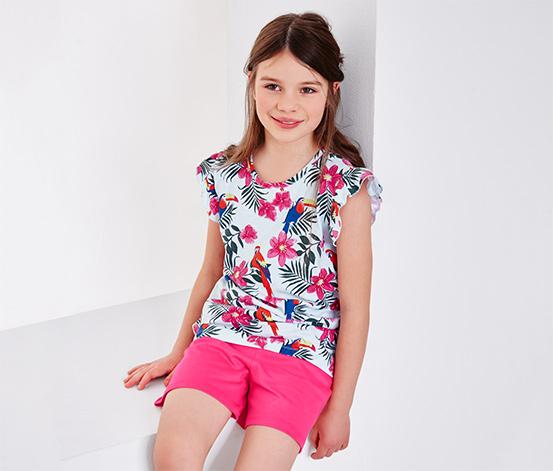 Lányka pizsama