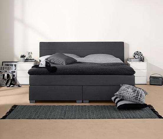 Łóżko w stylu kontynentalnym