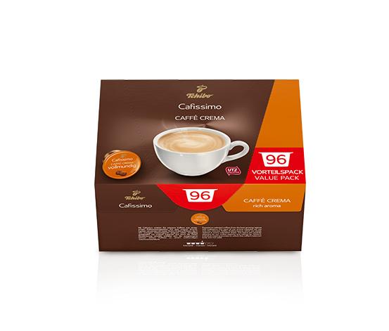 Caffè Crema plná chuť, 96 kapslí