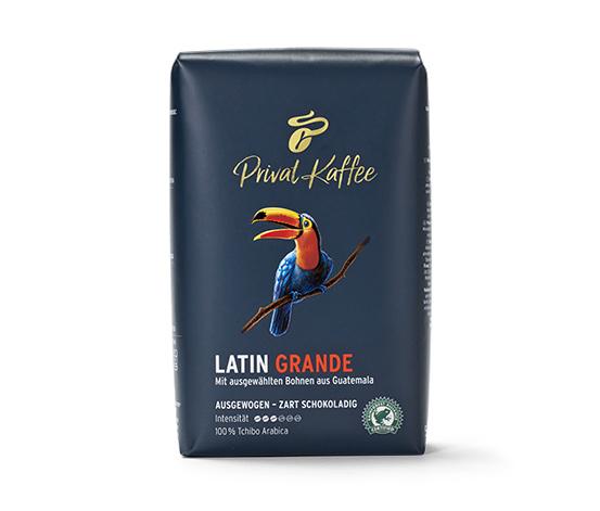 Privat Kaffee Latin Grande - 500 g Ganze Bohne