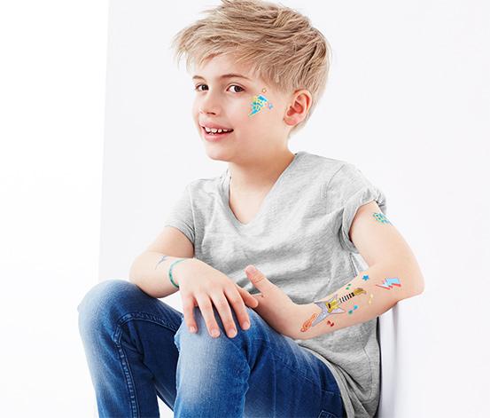 Kinder-Tattoos