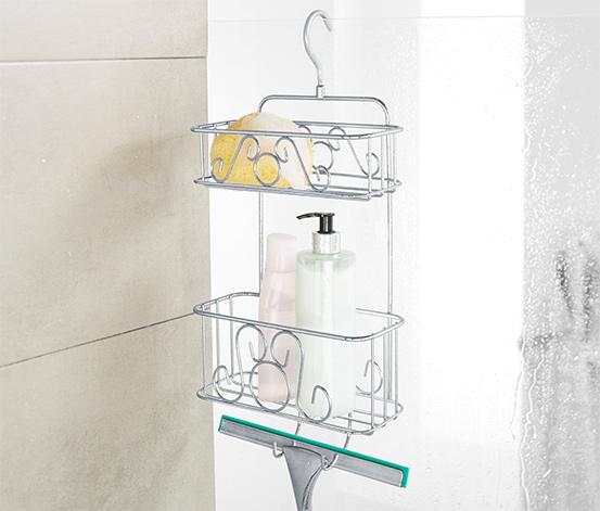 Felakasztható zuhanypolc
