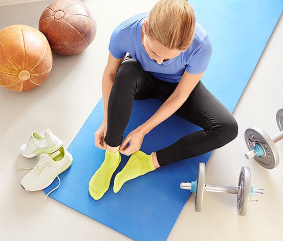Funkční běžecké ponožky