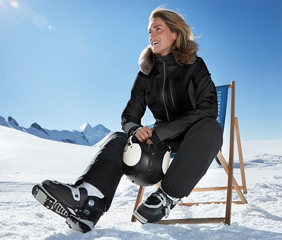 Ski- und Snowboardhelm
