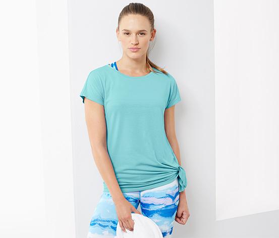 Spor Tişört, Mint Yeşili