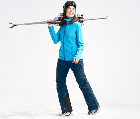 Kayak Pantolonu, Mavi, 80 cm