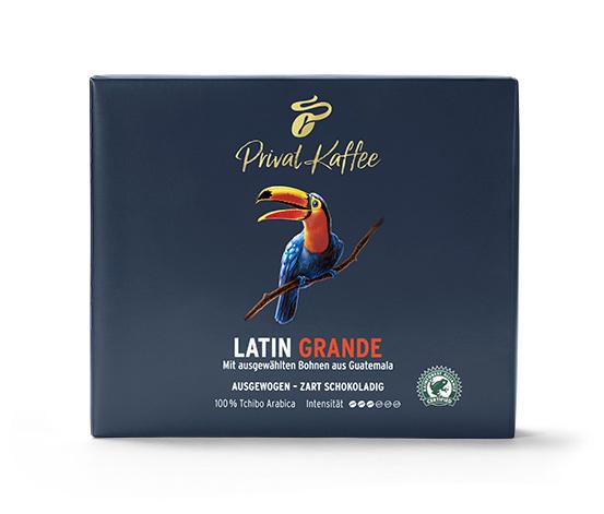 Privat Kaffee Latin Grande - malet