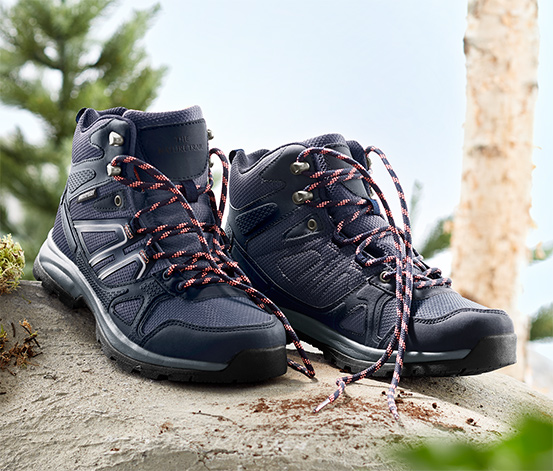 Trekingové boty
