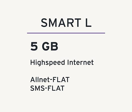 Sommer-Aktion Smart L für 9,99€ pro 4 Wochen