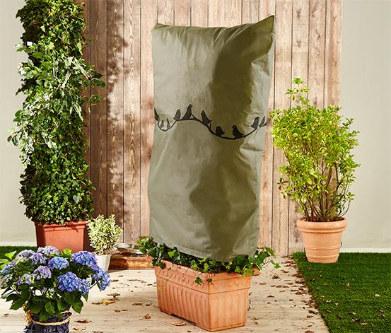Netkaná textília na ochranu rastlín, veľká