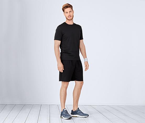 Funkčné tričko, čierne
