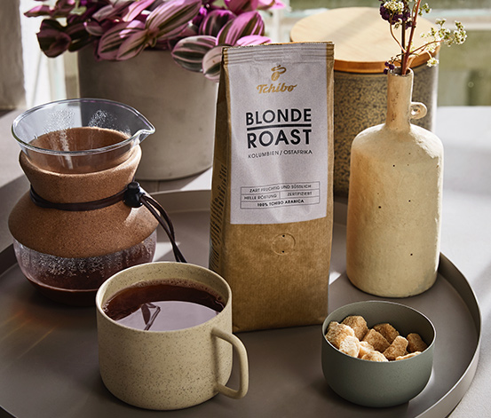 Blonde Roast – 12x 250 g Ganze Bohne