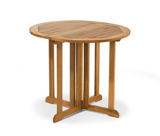 Kültéri összecsukható asztal