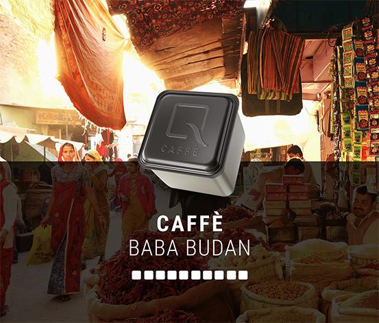 Qbo CAFFÈ  BABA BUDAN – 27 Kapseln