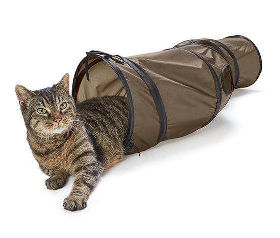Tunel na hranie pre mačky