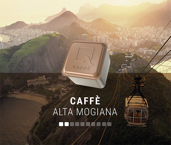 Qbo CAFFÈ  ALTA MOGIANA – 8 Kapseln