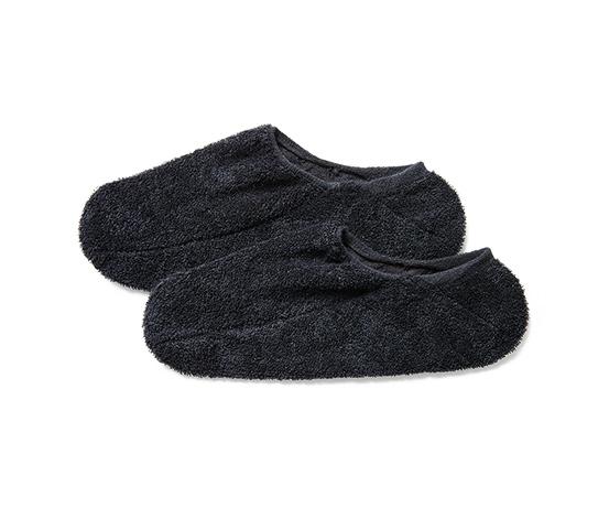 Skarpety stopki z tkaniny frotté, 2 pary