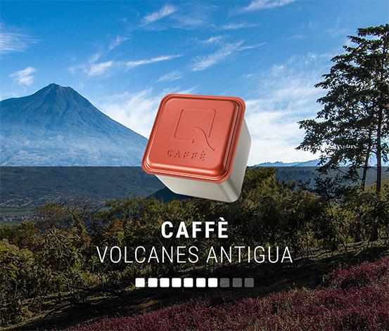 Qbo CAFFÈ  VOLCANES ANTIGUA – 8 Kapseln