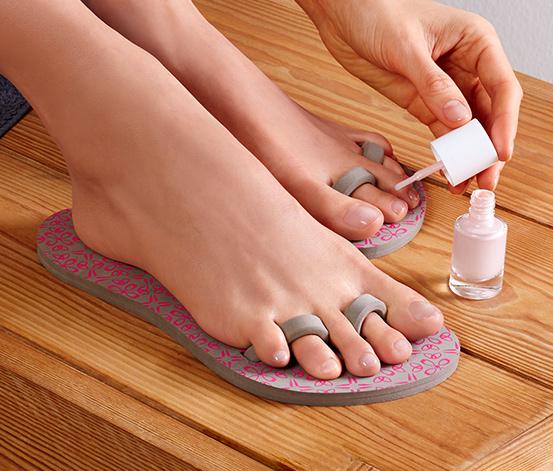Separatory do malowania paznokci