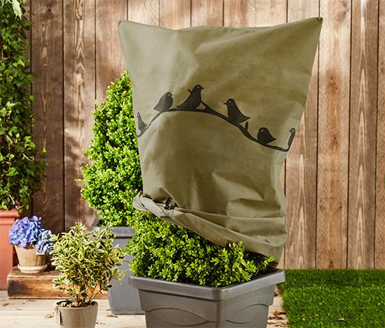 Ochranná textilie pro rostliny, malá
