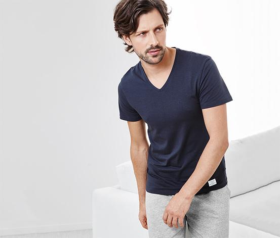 Tişört, Mavi
