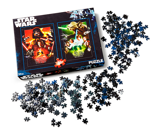 Puzzle »Star Wars™«