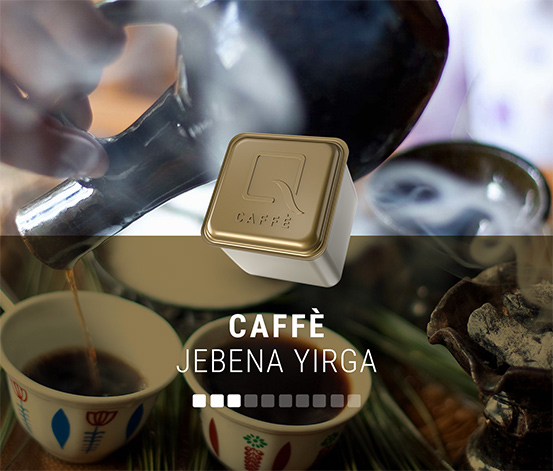 Qbo CAFFÈ  JEBENA YIRGA – 144 Kapseln