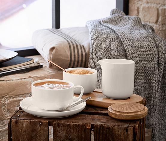 Łyżeczki do kawy ≪barista≫, 4 sztuki