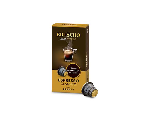 EDUSCHO Espresso Classico – 10 Kapseln