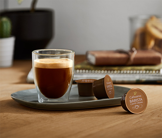 Barista Edition Caffè Crema – 80 Kapseln