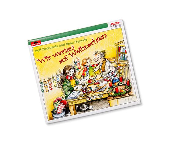 CD »Wir warten auf Weihnachten«