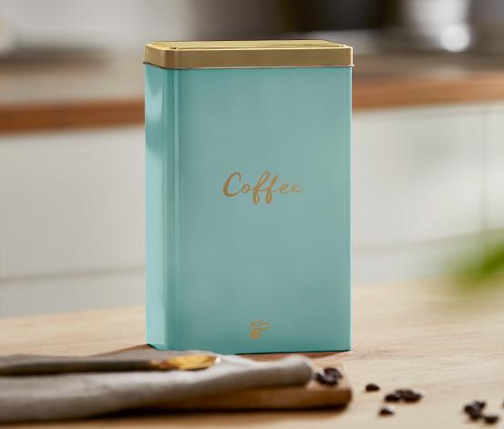 Kaffeedose, mint