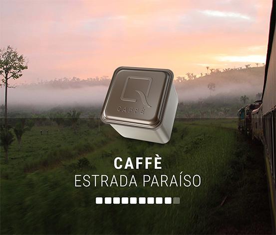 Qbo CAFFÈ ESTRADA PARAÍSO – 144 Kapseln