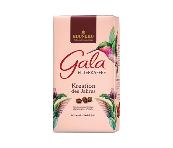 """Gala von Eduscho """"Kreation des Jahres"""" Filterkaffee – 500g Gemahlen"""