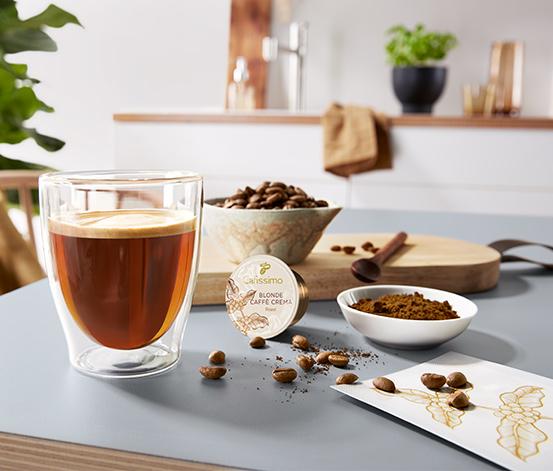 NOWOŚĆ: Blonde Caffè Crema - 80 kapsułek