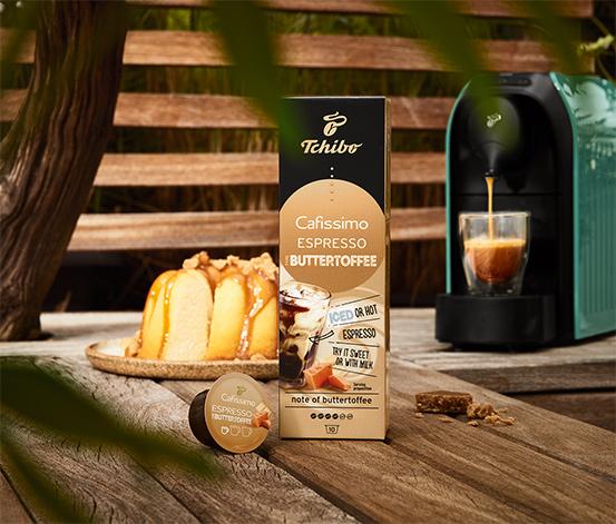 Flavoured Edition – Espresso Buttertoffee – 10 db kávékapszula