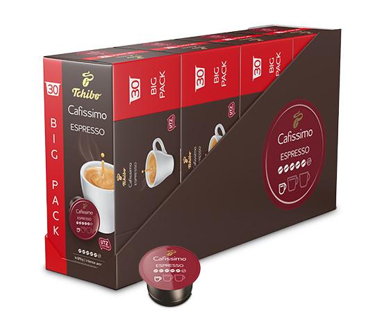Espresso kräftig - 120 Kapseln
