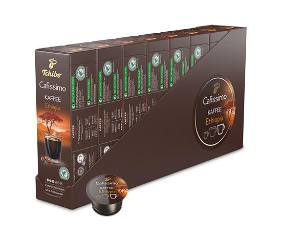 Kaffee Ethiopia – 80 Kapseln
