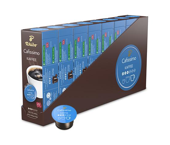 Kaffee mild - 80 Kapseln