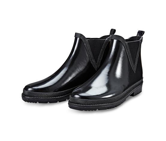 Yağmur Çizmesi, siyah