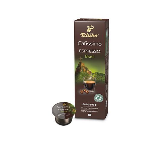 Espresso Brasil – 10 kapsler
