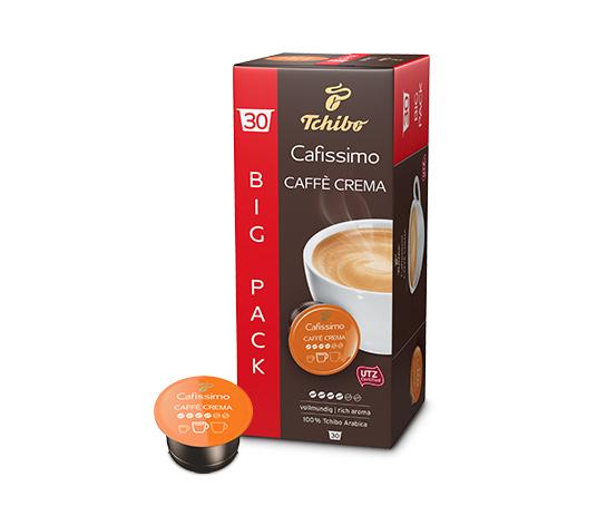 Nouveau: Cafè crème intense – 30 capsules