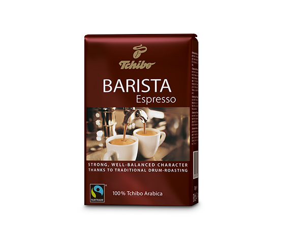 Barista Espresso – 1 kg zrnkové kávy