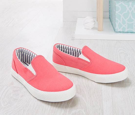 Wsuwane buty typu sneaker
