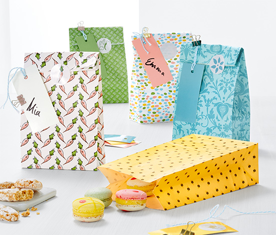 Zestaw torebek na prezenty