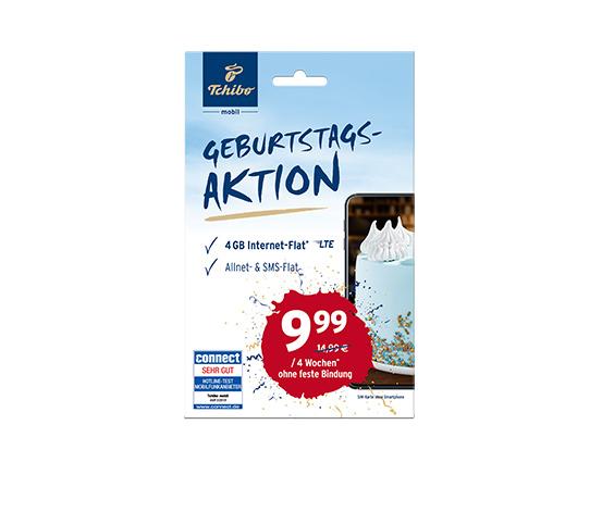 Aktion Smart L für dauerhaft 9,99€/ 4 Wochen