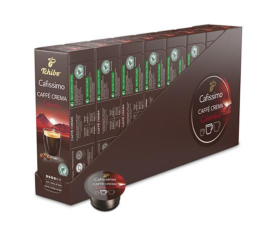 Caffè Crema Colombia, 80 kapslí