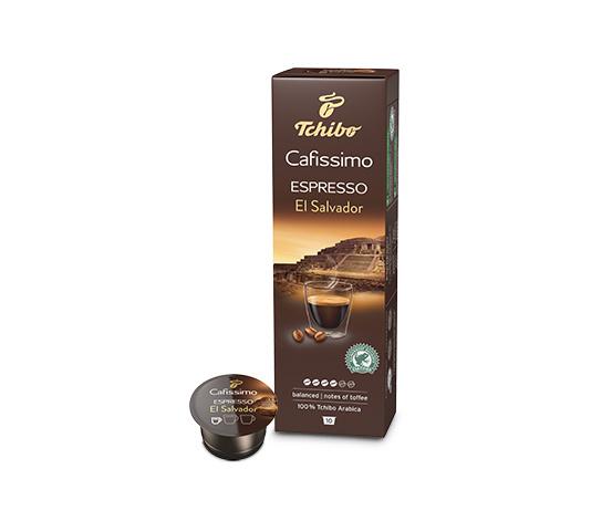 Espresso El Salvador, 10 kapsúl