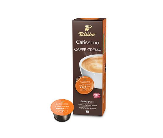 Caffè Crema plná chuť, 10 kapsúl